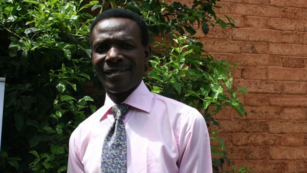 How could building design influence the spread of infectious disease? - Dr Oluwafemi Akande